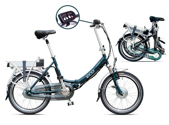 elektrische fiets met grootste actieradius